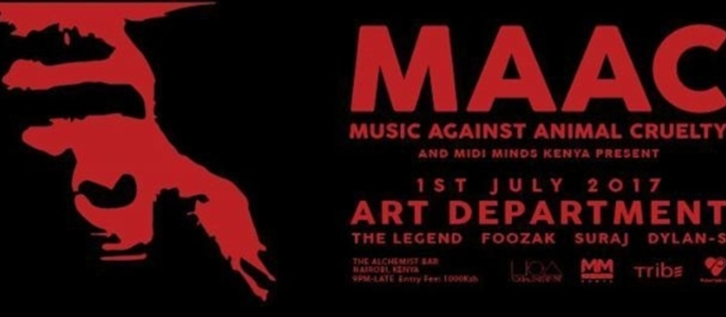 MAAC & Midi Minds Kenya Present Art Department