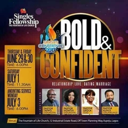 Youth And Singles Conference