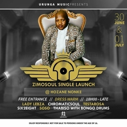 Zimosoul Single Launch Tour