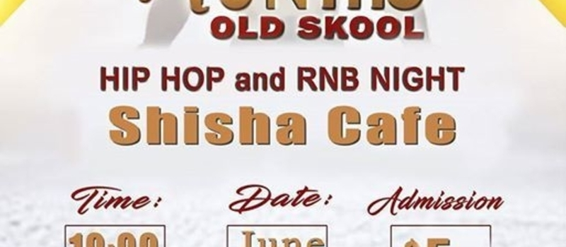 All Months Old Skool Hip Hop and R&B Night