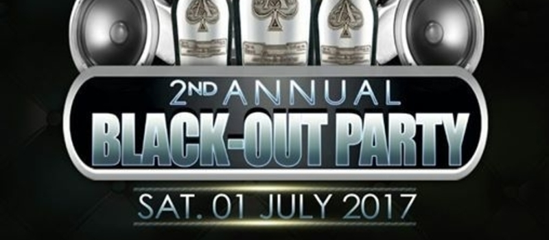 The 2nd Annual Black Out Party