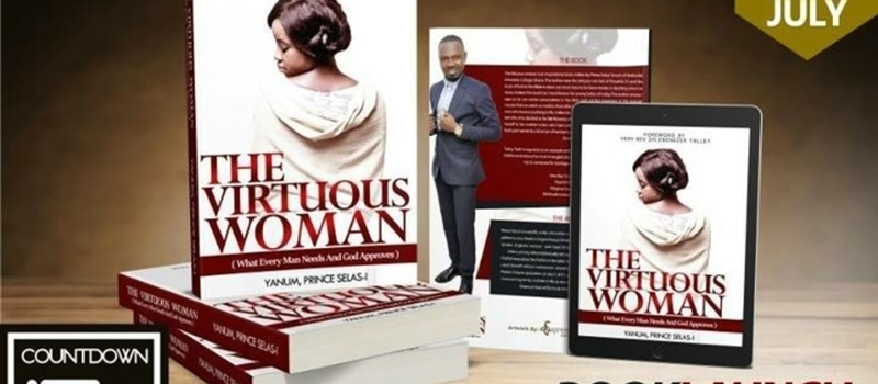 "Master's Degree Graduation Party & Official Launch of ""The Virtuous Woman"""