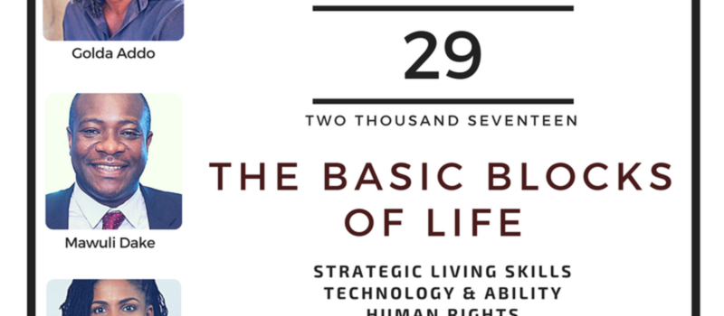 The Basic Blocks of Life (6-hour Course)