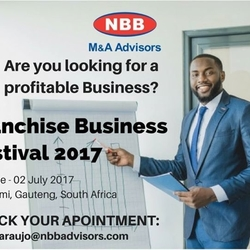 Franchise Business Festival 2017, South Africa