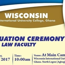1st Graduation Ceremony - Law Faculty