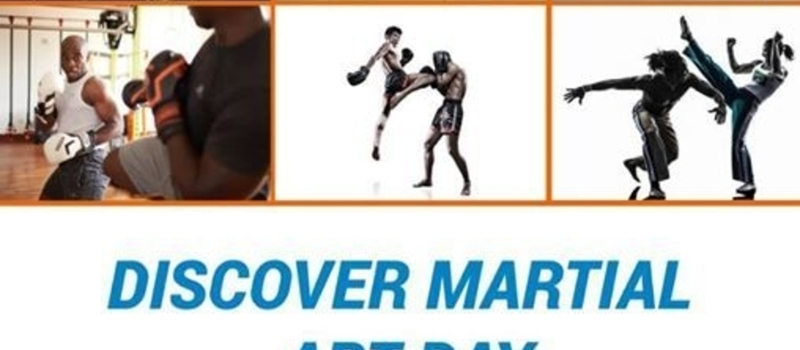 Discover Martial ART DAY