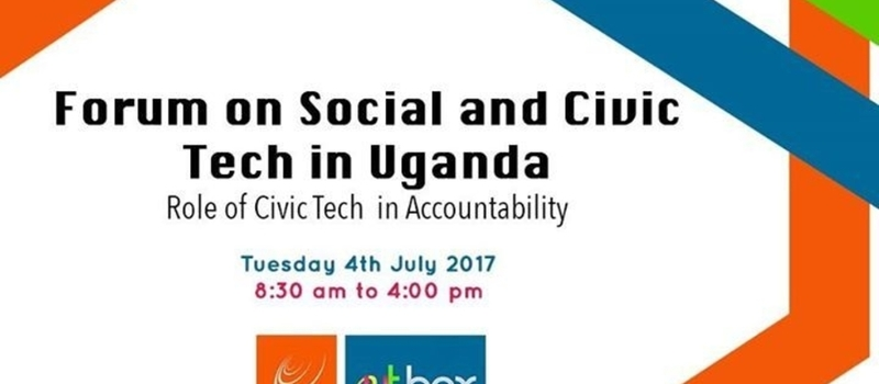 Forum on Social and Civic Tech in Uganda -Role of Civic Tech