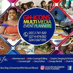 GH ICONS EVENT PLANNERS