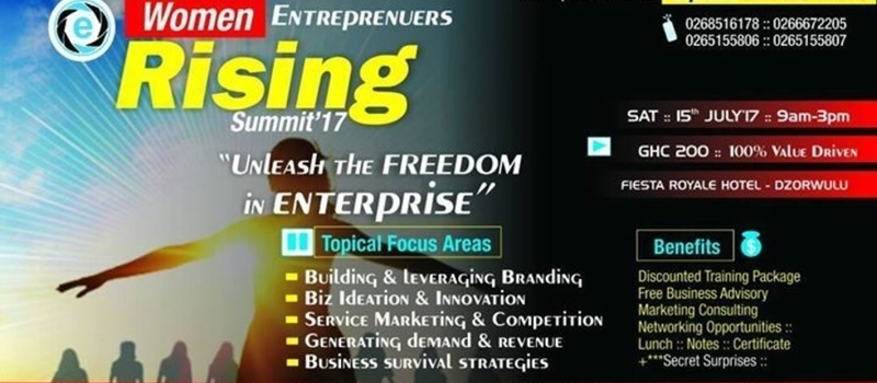 Women Entrepreneurs Rising Summit 2017