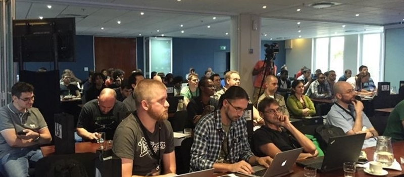 I Code Java Cloud Conference - Johannesburg South Africa