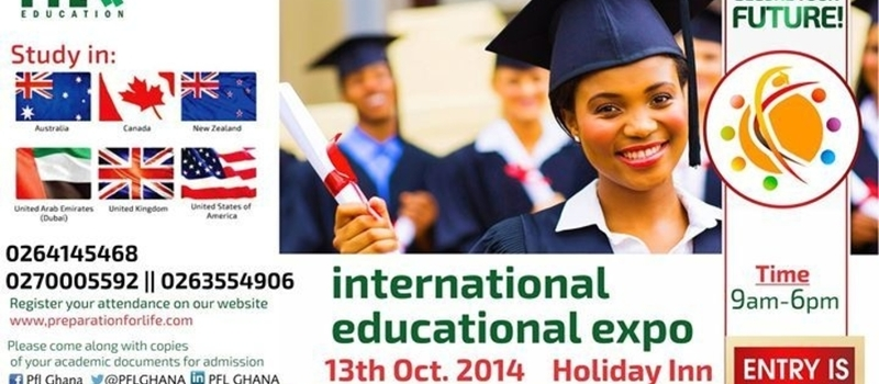 PFL Education Fair Ghana, 13 October 2014