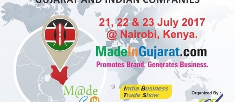 Nairobi, Kenya - Made In Gujarat - India Business Trade Show