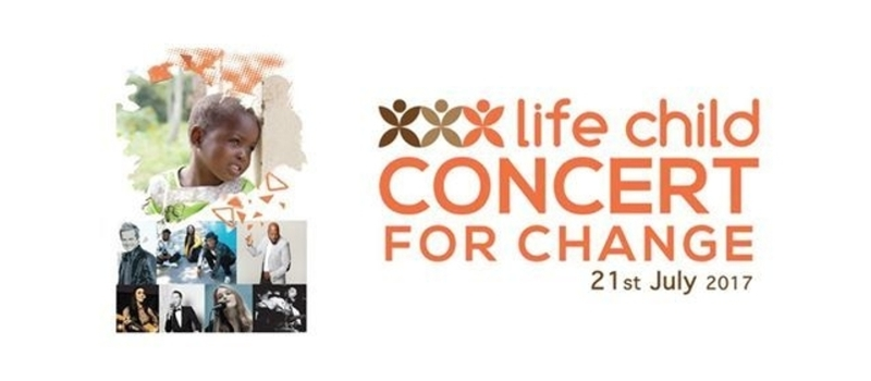 Concert for Change - South Africa