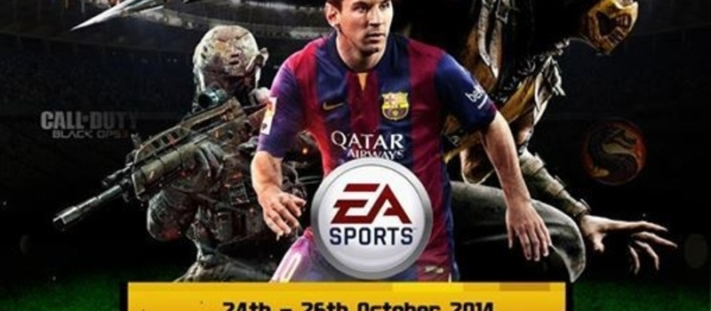 PluggedTv PS3 Tournament:  Fifa 14, Mortal Kombat and Call Of Duty