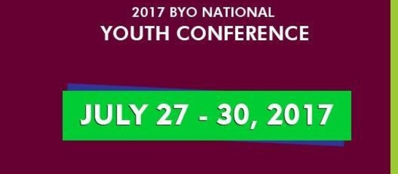 UACC Blessed Youth Organization 2017 National Youth Conference