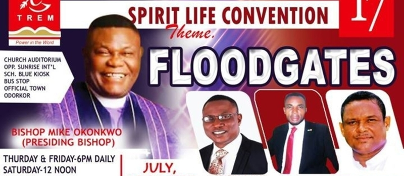 Spirit LIFE Convention