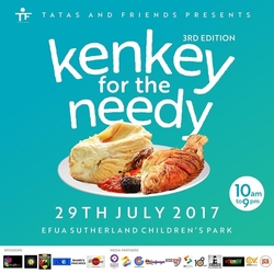 Kenkey for the Needy Third Edition