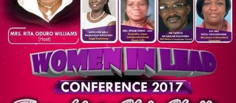 Women In Lead Conference 2017