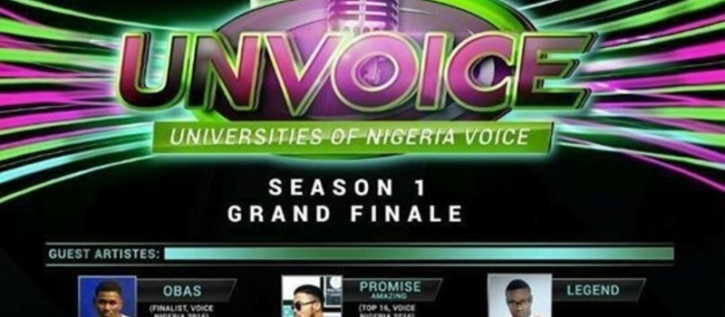 Unvoice and enugu fashion show