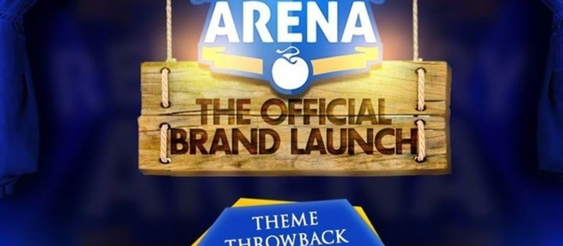 Redcherry Arena Official Brand Launch