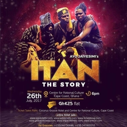 STAGE PLAY OF ITAN (THE STORY) CAPE COAST