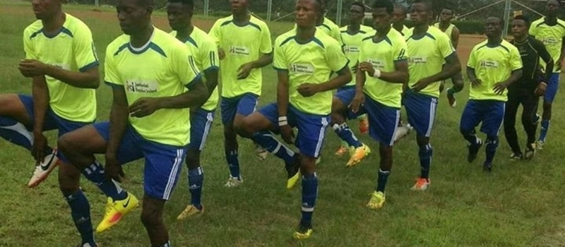 Nigeria nationwide League Week 6...... CHOICE FC VS AJIROBA FC