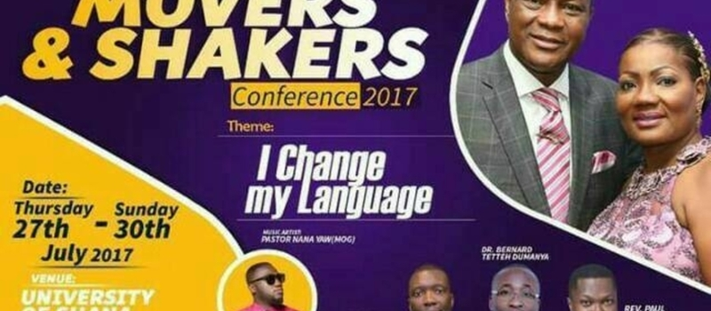 Movers & Shakers Conference 2017