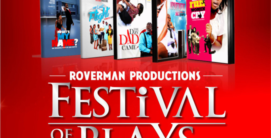 Festival of Plays (5 Ebo Whyte Plays)
