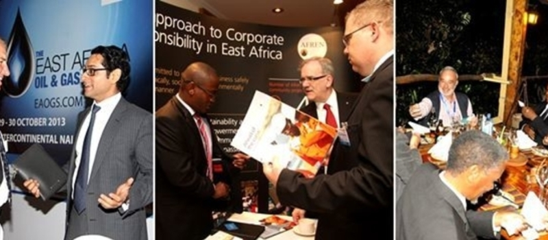 The 3rd East Africa Oil & Gas Summit & Exhibition (EAOGS) 2014