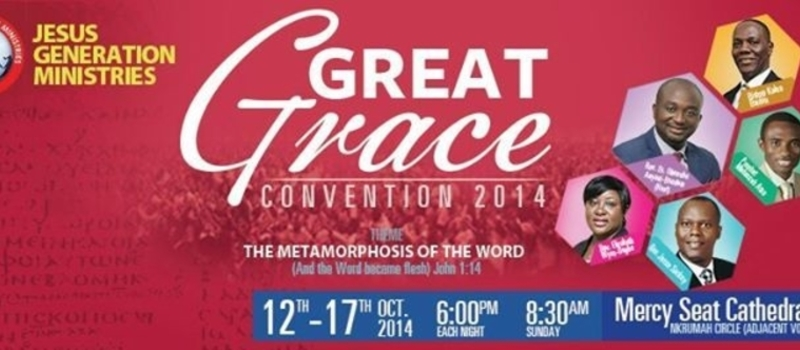 Great Grace Convention 2014