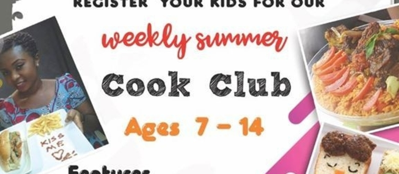 LETS PLAY FOOD (Summer Cook Club For Kids)
