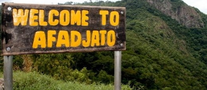 ROAD TRIP TO AFADJATO (HALLOWEEN EDITION)