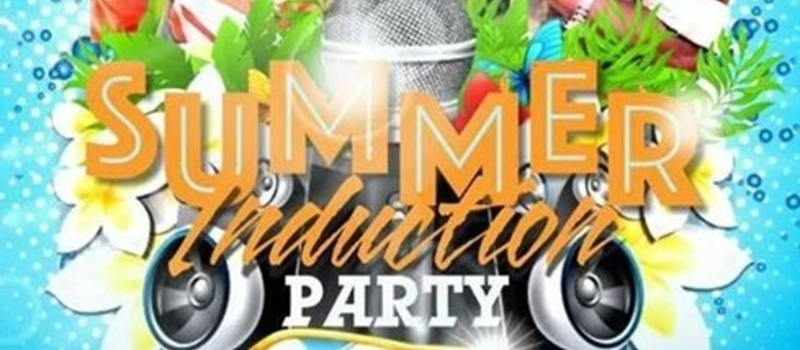 SUMMER INDUCTION PARTY WITH SWAT SOUND THE BIG BAD AND BRAVE SOUND
