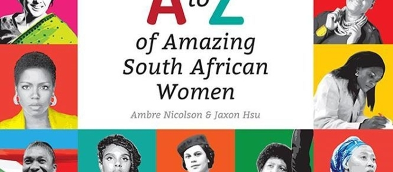 CT Launch of A to Z of Amazing South African Women