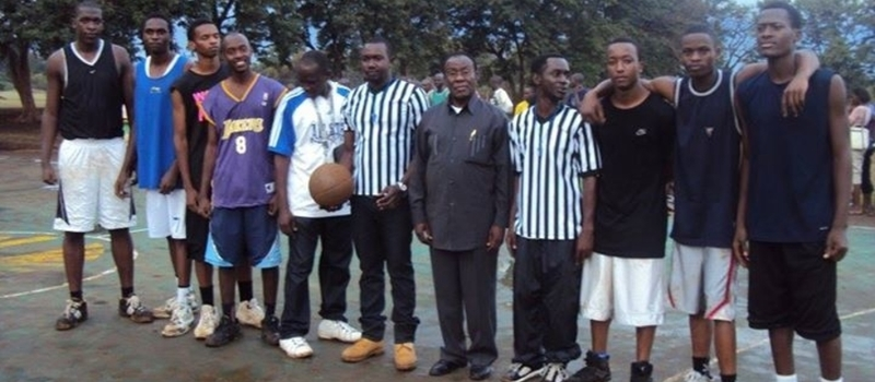 WeruWeru Girls High School Basketball Clinic