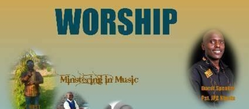 THE TASTE OF PRAISE AND WORSHIP.