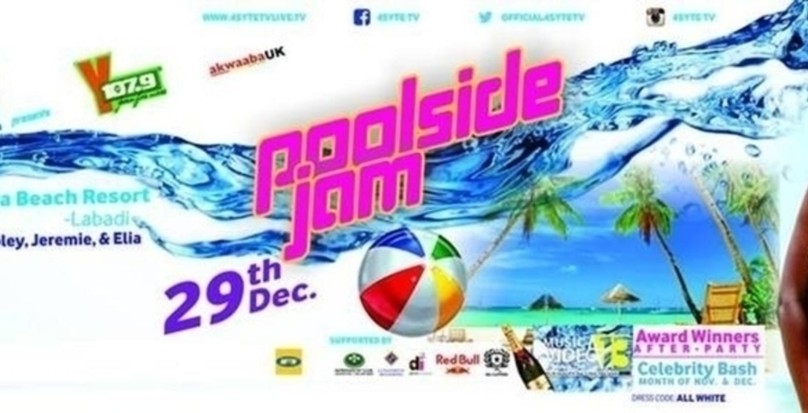 4syte Tv Poolside Jam/celeb Bash [Nov+Dec] Awardees After-party