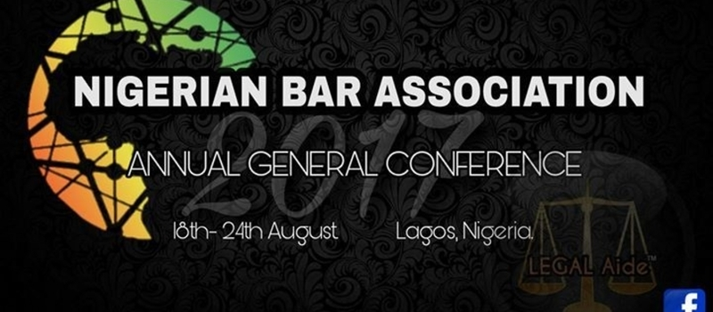 Nigerian Bar Association 57th Annual General Conference.