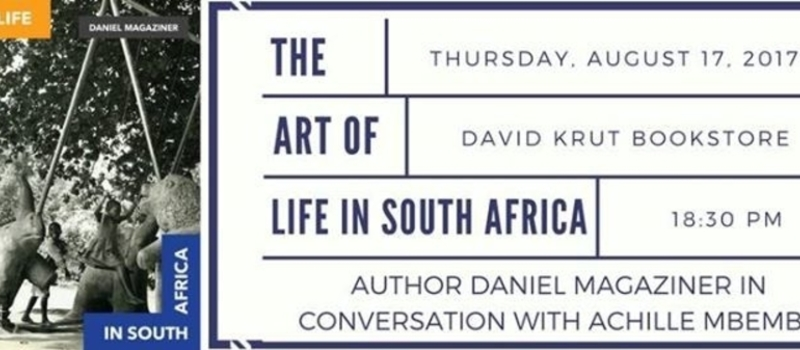 Book Launch | The Art of Life in South Africa