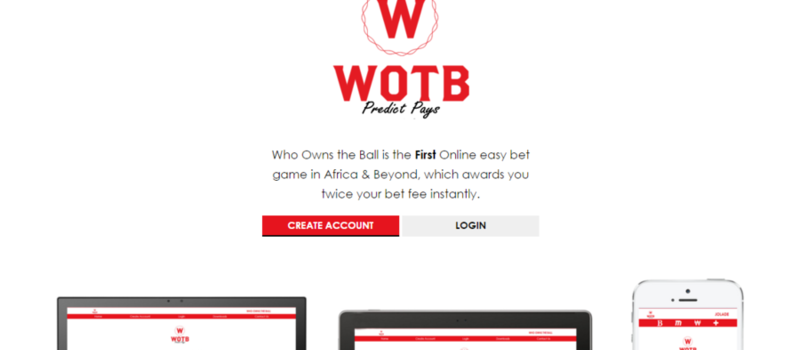 FIRST ONLINE EASY BET GAME (WOTB.NG)