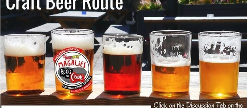MRtC : Craft Beer Route
