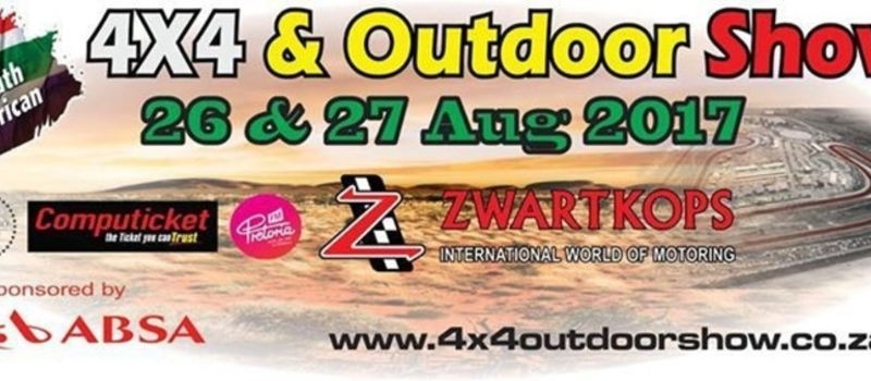The South African 4x4 Outdoor Show - New Product Launch