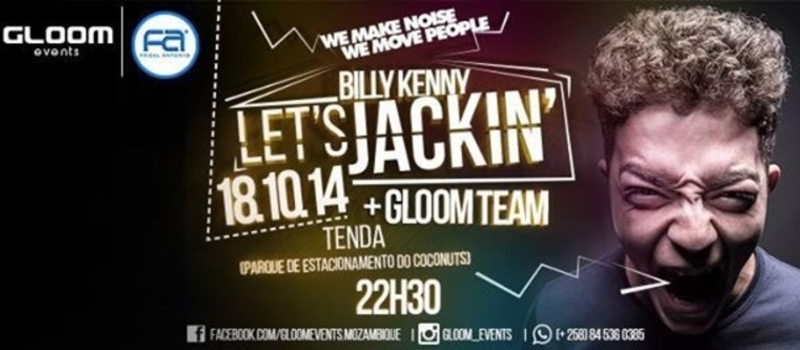 ★★★ LET'S JACKIN' - BILLY KENNY ★★★