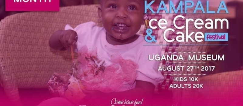 KAMPALA ICE CREAM AND CAKE FESTIVAL 2ND EDITION