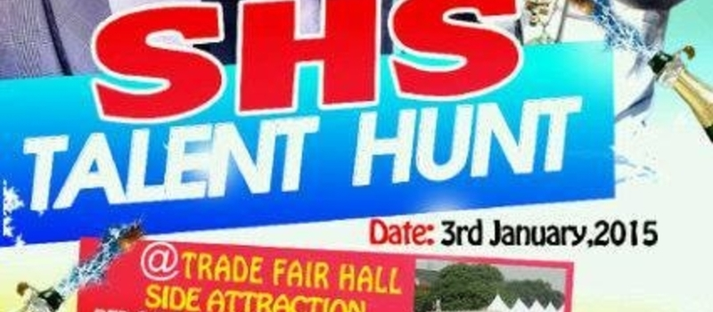 LAUNCH OF SHS TALENT HUNT 2015