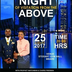 Night of Visitation from Above