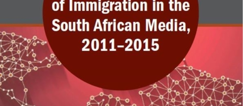 Media portrayal of immigration in the South African media