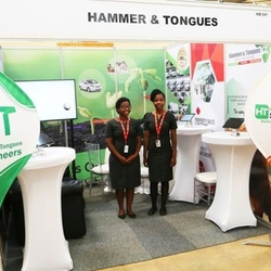 Hammer and Tongues Harare Agricultural Show Exhibition