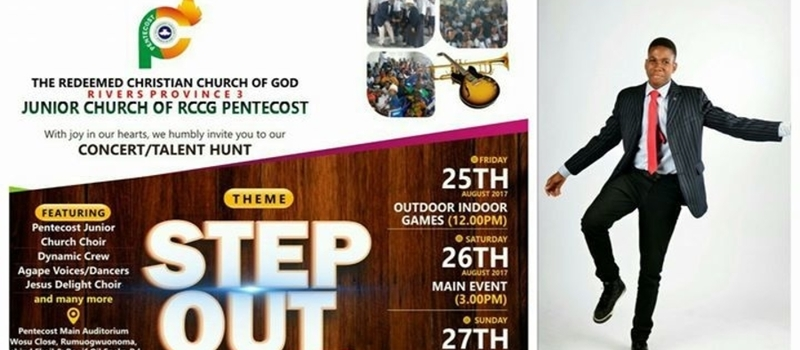 Pentecost Junior Church CONCERT /TALENT HUNT 2017,, THIS Friday & Saturday