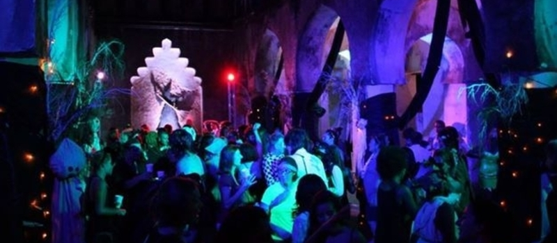 The Legendary Rotary Club of Zanzibar Halloween Party!